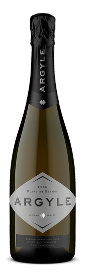 2014 Spirit Hill Vineyard Blanc de Blancs