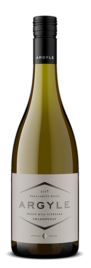 2017 Spirit Hill Vineyard Chardonnay