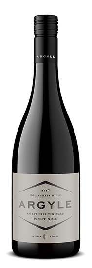 2017 Spirit Hill Vineyard Pinot Noir