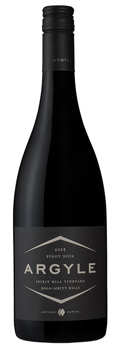 2015 Spirit Hill Vineyard Pinot Noir
